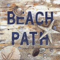Beach Path Fine-Art Print