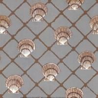 Scallop Shell Net Fine-Art Print