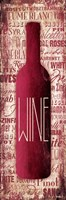 Red Wine Fine-Art Print