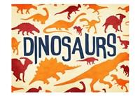 Dinosaurs Three Fine-Art Print