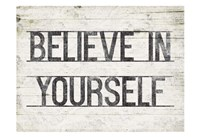 Believe In Yourself Fine-Art Print