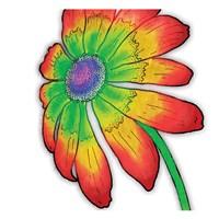 Bright Fun Time Flower Fine-Art Print