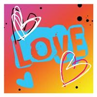 Love The Heart Fine-Art Print