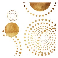 Golden Dots Fine-Art Print