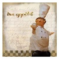 Bon Appetit 2 Fine-Art Print