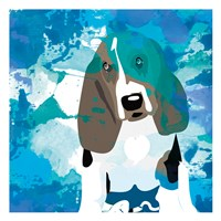 Dog in Color 1 Fine-Art Print
