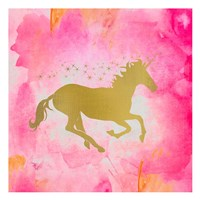 Unicorn Square 1 Fine-Art Print
