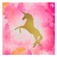 Unicorn Square 2 Fine-Art Print