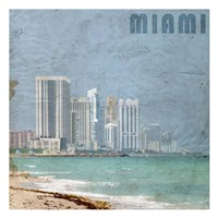 Miami Beach Fine-Art Print