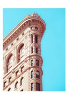 Flat Iron Curves 1 Fine-Art Print