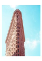 Flat Iron Curves 2 Fine-Art Print