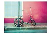 Lonely Trike Fine-Art Print