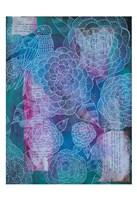 Bird And Hydrangea Fine-Art Print