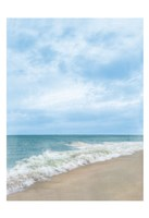 Summertime Breeze Beach Fine-Art Print