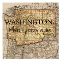 Story Washington Fine-Art Print