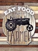 Thank A Farmer Fine-Art Print