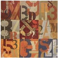Typecast Fine-Art Print