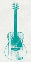 Guitar Collectior I Fine-Art Print