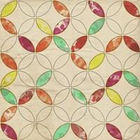 Geometric Color Shape I Fine-Art Print