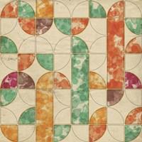Geometric Color Shape III Fine-Art Print