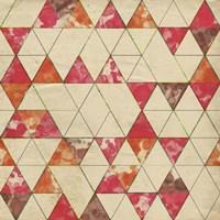 Geometric Color Shape IV Fine-Art Print