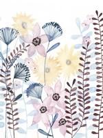 Pastel Posies I Fine-Art Print