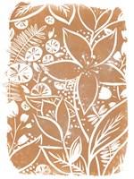 Garden Batik V Fine-Art Print