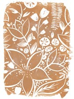 Garden Batik VI Fine-Art Print
