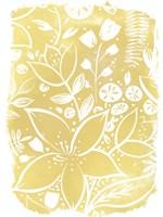 Garden Batik X Fine-Art Print