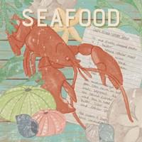 Fresh Seafood II Fine-Art Print