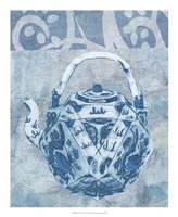 Chinese Teapot  I Fine-Art Print