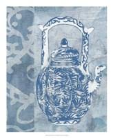 Chinese Teapot  II Fine-Art Print