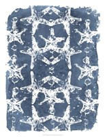 Batik Shell Patterns II Fine-Art Print