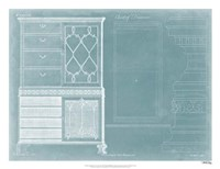 Chippendale Chest of Drawers Fine-Art Print