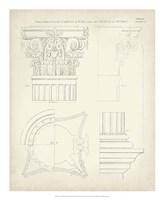 Greek & Roman Architecture I Fine-Art Print