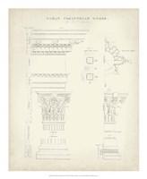 Greek & Roman Architecture II Fine-Art Print