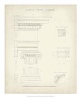 Greek & Roman Architecture V Fine-Art Print