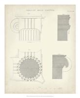 Greek & Roman Architecture VI Fine-Art Print