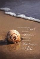 Take Me To The Beach Fine-Art Print