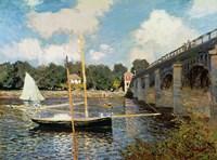 The Seine at Argenteuil Fine-Art Print