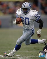 Barry Sanders 1989 Action Fine-Art Print
