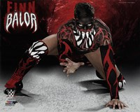 Finn Balor 2016 Posed Fine-Art Print