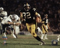 Franco Harris Super Bowl XIII Action Fine-Art Print
