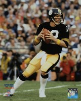 Terry Bradshaw Super Bowl XIII Action Fine-Art Print