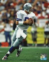 Troy Aikman 1996 Action Fine-Art Print