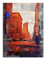 NY Downtown 14 Fine-Art Print