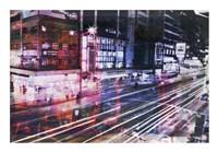 Hong Kong Streets 8 Fine-Art Print