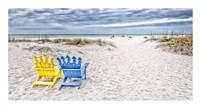 Beaching It Fine-Art Print