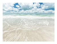 Sky, Surf, and Sand Fine-Art Print