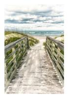 Seaside Entry Fine-Art Print